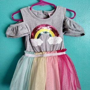 Toddler girls tutu dresses